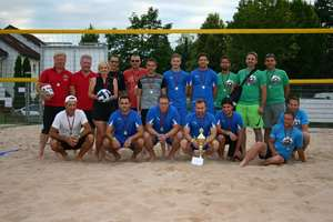 Siegerteams Beachvolleyball 2016